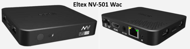ТВ-приставка Eltex NV-501 Wac