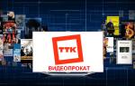 Услуга ТТК — видеопрокат