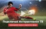 Интерактивное телевидение ТТК